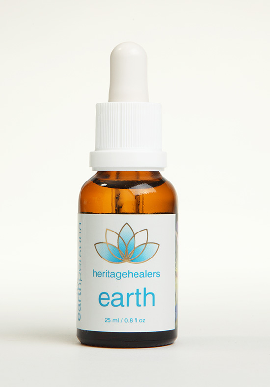 EARTH WILDFLOWER ESSENCE REMEDY