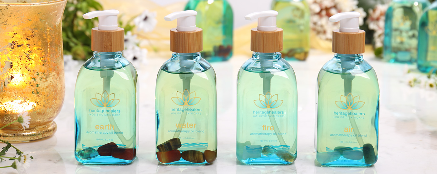 heritage healers aromatherapy oils